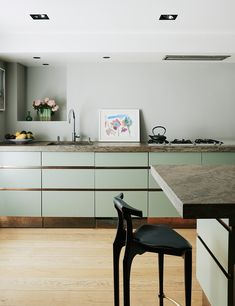 JVW design minimalistic interiors with a twist.