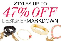 UP TO OFF Designer Markdowns SALE ENDS TOMORROW! Who can resist luxury for less? Get your hands on our discounted designer favorites, some at almost half off their original price! Diva Design, Line Shopping, Paparazzi Jewelry, Opal Jewelry, Accessories Store, Ladies Boutique, Jewelry Design, Designer Jewelry, Happy Shopping