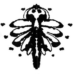 Rorschach Test! Pick a symbol and find out who you are!