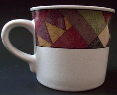 Studio Nova Palm Desert COFFEE TEA Mug Cup Y2216 EUC MIKASA