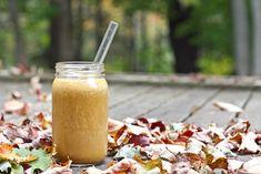 Pumpkin Pie Monster: almond milk, canned pumpkin, molasses, banana, pumpkin pie spice
