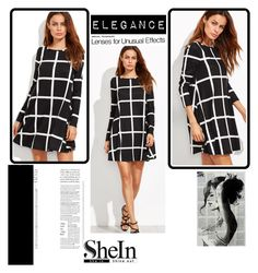 """""""NEW SHEIN CONTEST!"""" by majagirls ❤ liked on Polyvore featuring WithChic and shein"""