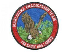 The DEA has failed to eradicate marijuana. Some members of Congress want it to stop trying