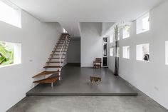 The Cul-de-sac House - Nguyen Khac Phuoc Architects