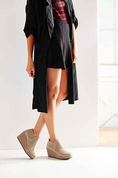 Kelsi Dagger Brooklyn Thea Wedge Ankle Boot