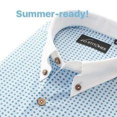 We are Summer-ready! Are you? #menswear #mensstyle #mensfashion #summer #style #fashion #trend #trendy #shirts #luxury #formal #fb #formals #formalwear #classy #classic #classymen #dapper #dappermen #instalike #instagood