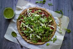 The « You'll never guess what is in there Green Pizza, Eat Pizza, Meals For One, Avocado Toast, Vegetable Pizza, Cravings, Giveaway, Posts, Make It Yourself