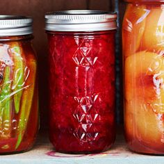 The best and freshest produce isn't always available all year long. So rather than freezing it or throwing it away, try a new approach to savoring all your favorite seasonal flavors: preserving it! These recipes for jam, jelly and preserves will take any sandwich, sundae or breakfast pastry to new levels.