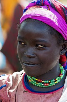Dizi girl from Maji a ity in southwestern Ethiopia African Tribes, African Women, African Art, African History, We Are The World, People Around The World, Beautiful Eyes, Beautiful People, Beauty Video Ideas