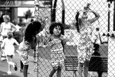"""Torcida"" in the park #park #supporter #children"