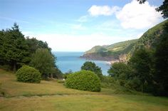 Stunning Holiday Home in Parracombe near Sea - Martinhoe Outdoor Swimming Pool, Swimming Pools, Bristol Channel, Unique Settings, Acre, Woody, Cottages, Holiday, House