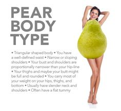 Pear Body Type