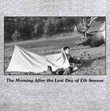Anyone elk hunt?