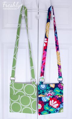 Hipster purses - great for just the essentials.