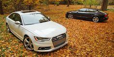 2013 Audi S7 vs. 2013 Audi S6