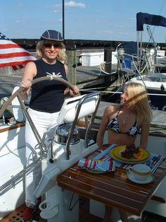 Catalog shoot Annapolis, MD Barbara Segal owner of Soiree LLC.