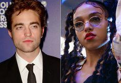 Robert Pattinson's new girlfriend FKA Twigs - Celebrity News, Gossip, Entertainment