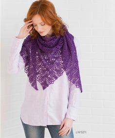 12 Shawls For All | Red Heart