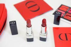 Nouveaux Rouge Dior – Rendez-vous et Rouge Zinnia
