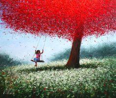 "painting ""Between Heaven & Earth"""