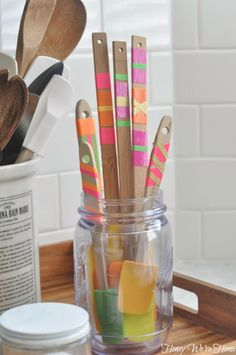 Honey We're Home: Top Washi Tape Projects