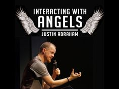Justin Abraham: Interacting with Angels Jesse Duplantis, Christian Music Videos, Meditation Rooms, Women Of Faith, Word Of God, Holy Spirit, Heavenly, Christianity, Mystic