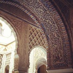 Real Alcazar, Seville - Missusm Instagram Collection