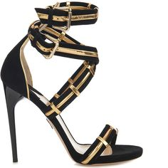 Paul Andrew Katerini Sandals SS2015 | Shoes with <3 from JDzigner www.jdzigner.com