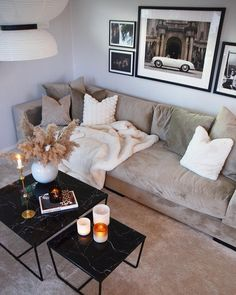 Home Living Room, Living Room Decor, Bedroom Decor, Dream Rooms, Simple House, Decoration, Home Interior Design, Room Inspiration, House Design