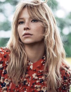 Some new photos of sexy blonde Haley Bennett. Haley Bennett was born in Sunny Florida in January The acting was so fascinated with Haley Bennett that she Haley Bennett, Hairstyles With Bangs, Pretty Hairstyles, Natural Hairstyles, Formal Hairstyles, Layered Hairstyles, Fringe Hairstyles, Vintage Hairstyles, Hairstyles Haircuts