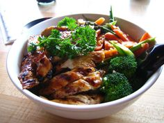 Lemon Teriyaki Chicken – Low Carb Recipe