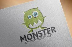 Monster Logo - Logos