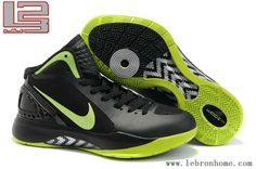 3411fa3633ec populaire Blake Griffin 2012 Chaussures Zoom Hyperdunk Noir Vert Basket-ball  s Nike Free 3