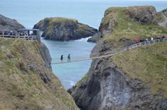 Griffith College ambassador and Washington D.C native, Olivia Weaver, explores Northern Ireland on a trip to remember.