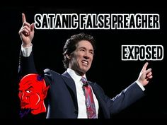 "Joel Osteen ""The Satanic Power of I AM"" EXPOSED !!!"