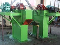 http://www.pkmachinery.com/bucket-elevator/th-bucket-elevator.html Bucket elevator is designed to transport powder, granular and lump materials. E-mail: sylvia@pkmachinery.com