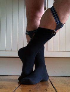 Socks & garters rock