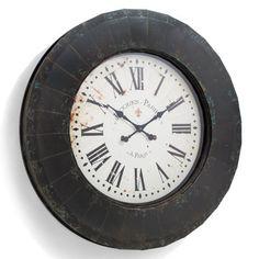 Peronell Wall Clock - Grandin Road