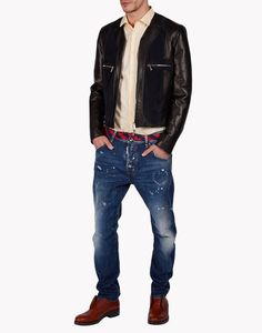 8b10caf36 Dsquared2 Classic Kenny Twist Jeans - 5 Pockets for Men | Official Store