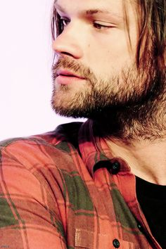 This looks like Jared making a Sam face