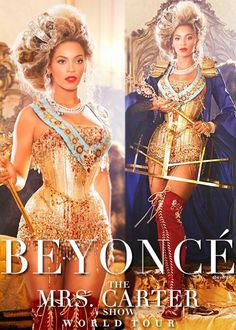 Beyonce The Mrs Carter Show World Tour 2013