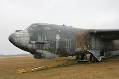 "Museum of Flight's ""Midnight Express"" To Be Restored For Proposed Memorial Park [Video] Fighter Aircraft, Fighter Jets, B52 Bomber, Midnight Express, Strategic Air Command, B 52 Stratofortress, Military Aircraft, Military Weapons, Work Horses"