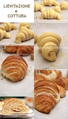 Anice&Cannella: Il Croissant francese