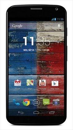 Motorola MOTO X XT1058 16GB Unlocked GSM 4G LTE Android Cell Phone - Black