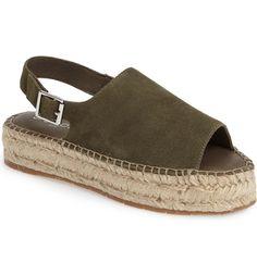 Main Image - JSlides Rachell Slingback Platform Sandal (Women)