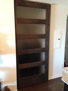 Glass Barn Doors, Barn Door Hardware, Liberty, Bookcase, Exterior, Shelves, Blog, Furniture, Ideas