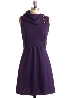 The perfect dress to go with the boots that I can't afford.