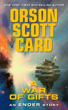 A War of Gifts - Orson Scott Card / Read in an evening; an awesome addition to the Enderverse. Guerra de Regalos