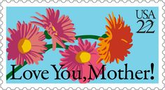 Love you, Mom!