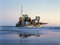 Ocean Warwick Oil Platform, Dauphin Island, Alabama 2005